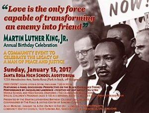 MLK Peace Vigil